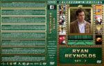 Ryan Reynolds Collection – Set 2 (2007-2010) R1 Custom Cover