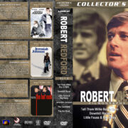 Robert Redford Filmography - Set 2 (1969-1972) R1 Custom Covers