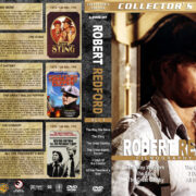 Robert Redford Filmography - Set 3 (1973-1976) R1 Custom Covers