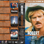 Robert Redford Filmography - Set 4 (1977-1986) R1 Custom Covers