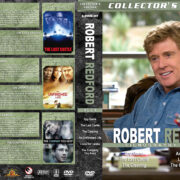 Robert Redford Filmography – Set 6 (2001-2012) R1 Custom Covers