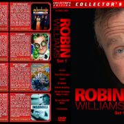 Robin Williams – Set 1 (1999-2002) R1 Custom Cover