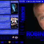 Robin Williams – Set 2 (2006-2009) R1 Custom Cover