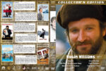 Robin Williams Collection – Set 1 (part of a spanning spine set) (1980-1986) R1 Custom Cover