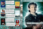 Robin Williams Collection – Set 2 (part of a spanning spine set) (1987-1992) R1 Custom Cover