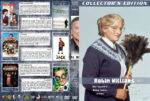 Robin Williams Collection – Set 3 (part of a spanning spine set) (1993-1997) R1 Custom Cover