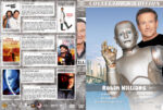 Robin Williams Collection – Set 4 (part of a spanning spine set) (1997-2002) R1 Custom Cover