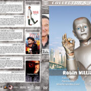Robin Williams Collection - Set 4 (part of a spanning spine set) (1997-2002) R1 Custom Cover