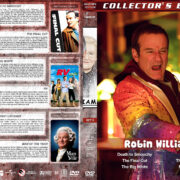 Robin Williams Collection - Set 5 (part of a spanning spine set) (2002-2006) R1 Custom Cover