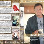 Robin Williams Collection – Set 6 (part of a spanning spine set) (2002-2006) R1 Custom Cover