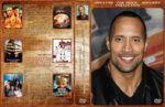 "Dwayne ""The Rock"" Johnson Collection (6) (2003-2009) R1 Custom Cover"