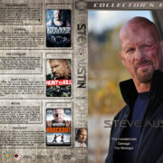 Steve Austin Collection - Volume 1 (2007-2011) R1 Custom Cover