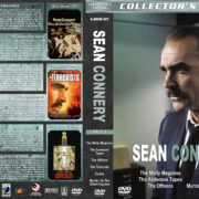 Sean Connery Collection – Set 2 (1969-1974) R1 Custom Covers