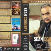 Sean Connery Collection – Set 4 (1979-1982) R1 Custom Covers