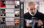 Sean Connery Collection – Set 6 (1990-1996) R1 Custom Covers