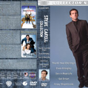 Steve Carell Collection (5) (2005-2011) R1 Custom Covers