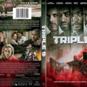 Triple 9 (2016) R1 Custom Cover
