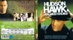 Hudson Hawk (1991) R2 German Blu-Ray Cover