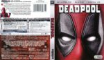 Deadpool (2016) R1 Custom Blu-Ray Covers