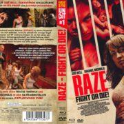 Raze - Fight or Die! (Pierrot Le Fou Uncut #1) (2014) R2 GERMAN Cover