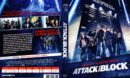 Attack the Block (2011) R2 GERMAN Cover