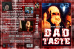 Bad Taste (1987) R2 GERMAN Custom Cover
