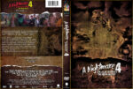 A Nightmare on Elm Street 4: The Dream Master (1988) R1 CUSTOM Cover