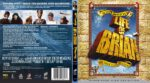 Monty Python's Life Of Brian – The Immaculate Edition (1979) R1 Blu-Ray Custom Cover