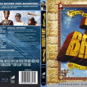 Monty Python's Life Of Brian - The Immaculate Edition (1979) R1 Blu-Ray Custom Cover
