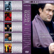 Steven Seagal Collection – Set 2 (10) (1998-2004) R1 Custom Cover