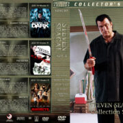 Steven Seagal Collection – Set 4 (6) (2008-2010) R1 Custom Cover