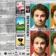 Seth Rogen Collection – Volume 1 (2005-2009) R1 Custom Cover