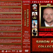 Simon Pegg Collection (8) (2004-2013) R1 Custom Cover