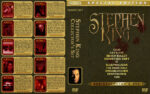 Stephen King Collector's Set (10) (1983-2007) R1 Custom Cover