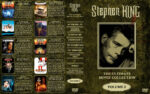 Stephen King: The Ultimate Movie Collection – Volume 2 (1985-1990) R1 Custom Cover