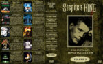 Stephen King: The Ultimate Movie Collection – Volume 3 (1991-1995) R1 Custom Cover