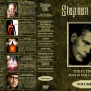 Stephen King: The Ultimate Movie Collection – Volume 6 (2001-2004) R1 Custom Cover