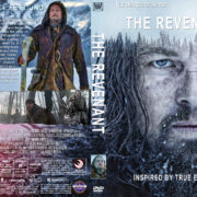 The Revenant (2015) R1 Custom Cover & label