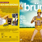 Brüno (2009) R2 GERMAN Cover