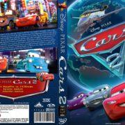 Cars 2 (2011) R2 GERMAN Custom Covers