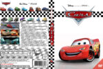 Cars (2006) R2 GERMAN Custom Cover