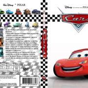Cars (2006) R2 GERMAN Custom Cover