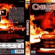Christine (1983) R2 GERMAN DVD Cover