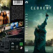 Cloverfield (2008) R2 GERMAN Custom Covers