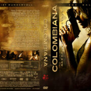 Colombiana (2011) R2 GERMAN Custom Cover