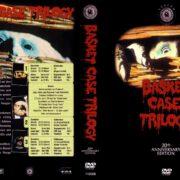 Basket Case Trilogy (1990) R2 GERMAN Cover