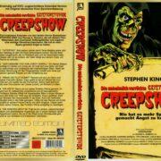 Creepshow - Die unheimlich verrückte Geisterstunde (1982) R2 GERMAN Cover