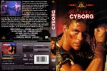 Cyborg (1989) R2 GERMAN Cover