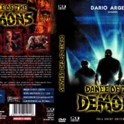 Dämonen - Dance of the Demons (1985) R2 GERMAN Cover