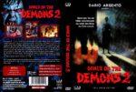 Dämonen 2 – Dance of the Demons 2 (1986) R2 GERMAN Cover
